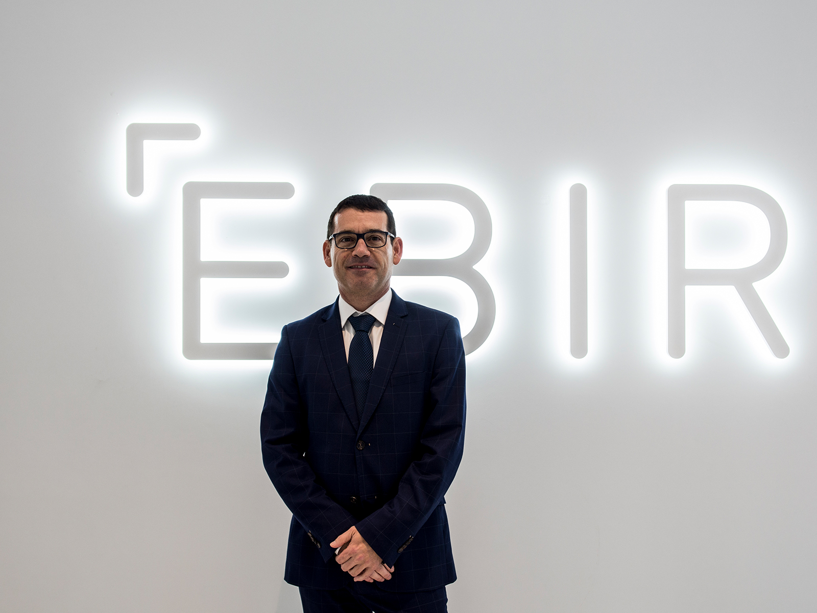 Juan José Ribé, General Manager of EBIR.