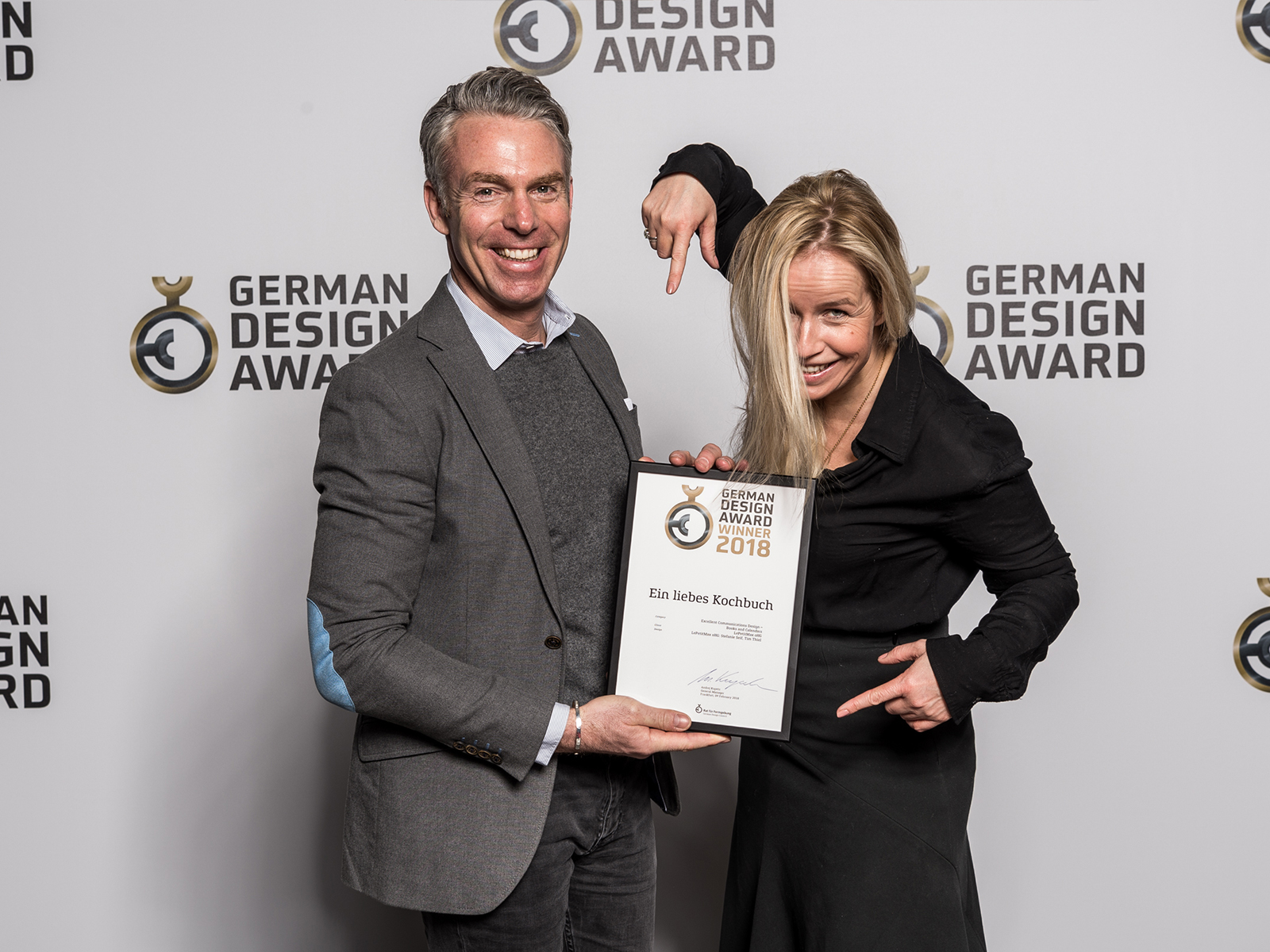 Winners of the German Design Award 2018: LePetitMax oHG