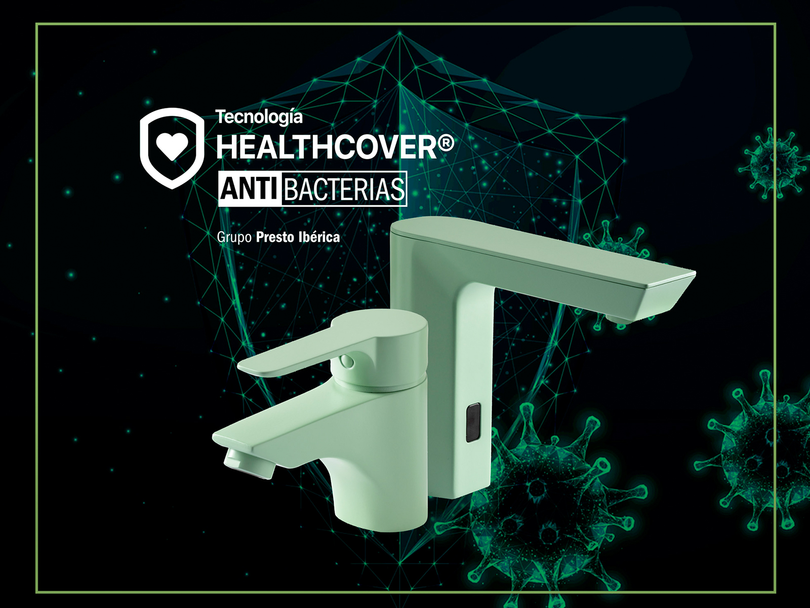 HealthCover® Technology by Presto Ibérica Group.