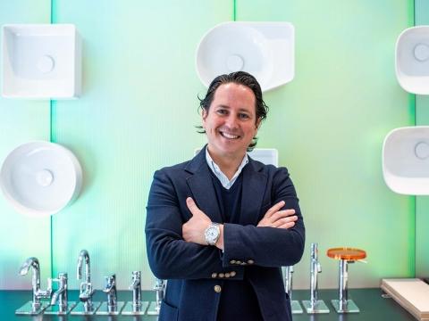 Gorka Arana, Managing Director de Laufen España.