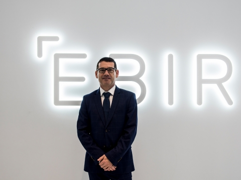 Juan José Ribé, General Manager of EBIR.