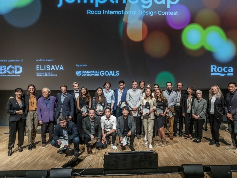 Jumpthegap®, Roca International Design Contest.