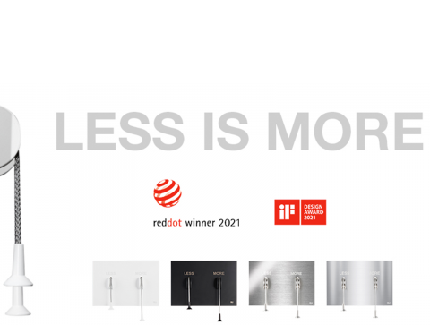 Less is More by OLI.