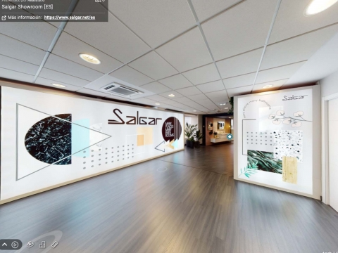 Salgar Showroom.