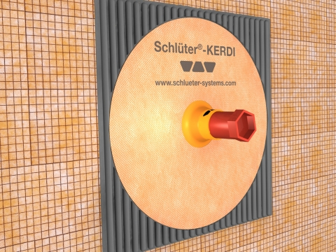 Schlüter-Systems.