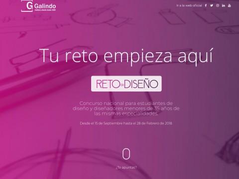 galindo's design contest