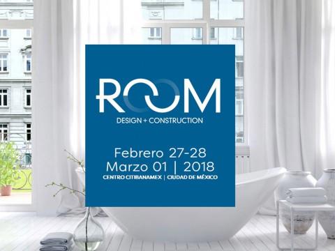 ROOM Design México 2018.
