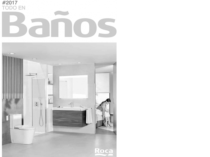 Tarifa De Precios Platos De Ducha Roca.Roca Presenta Sus Nuevos Catalogos 2017 Salabano