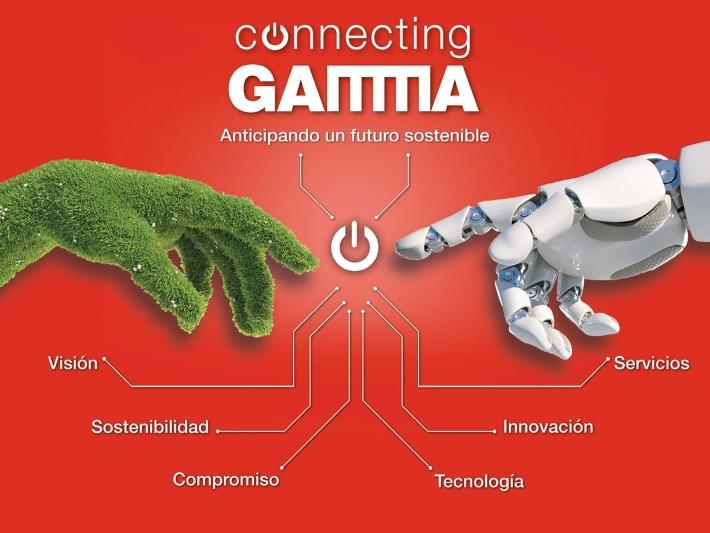 ConnectinGamma de Grup Gamma.