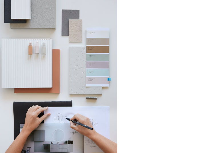 Fiora offers the new colours, materials, textures and finishes for this new year 2019.