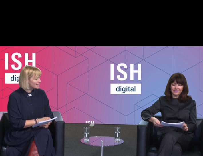 ISH Digital 2021.
