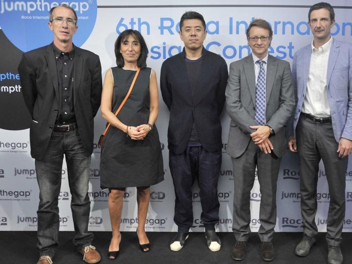 jumpthegap jury prestigious Chinese architect Ma Yansong
