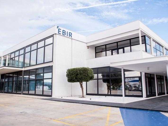 New EBIR headquarters.