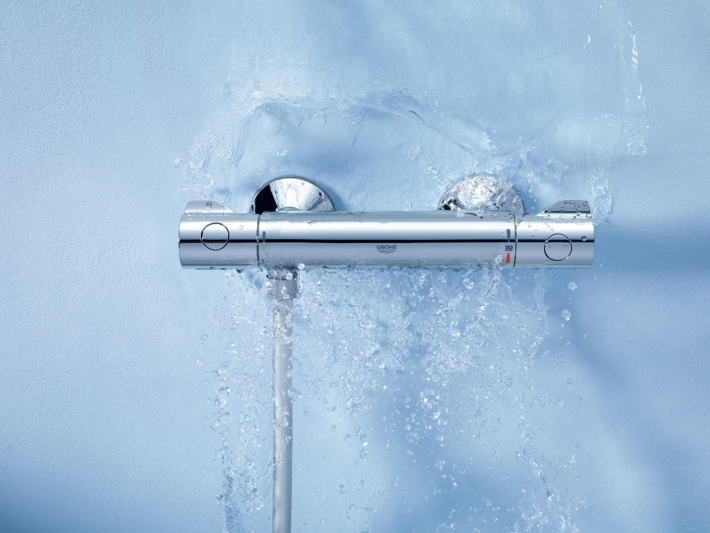 Grohtherm 800 by Grohe.