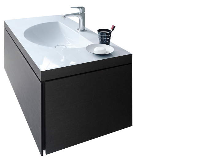 Duravit, cbonded: L-Cube with Darling New.