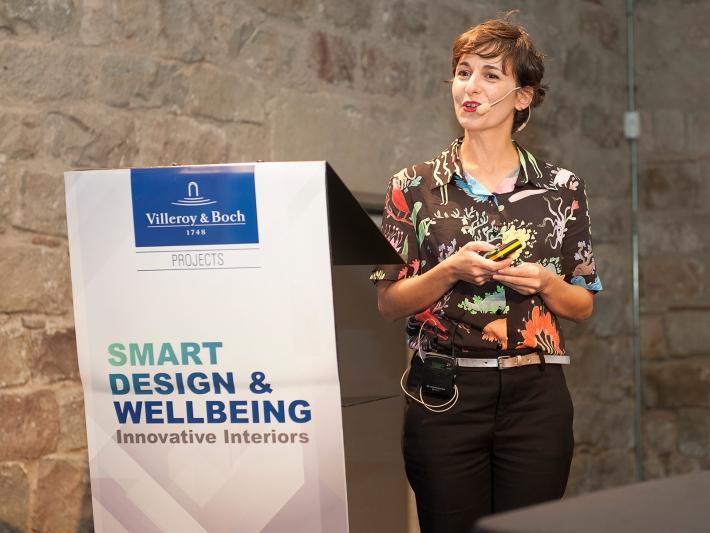 Natali Canas del Pozo, El Equipo Creativo.