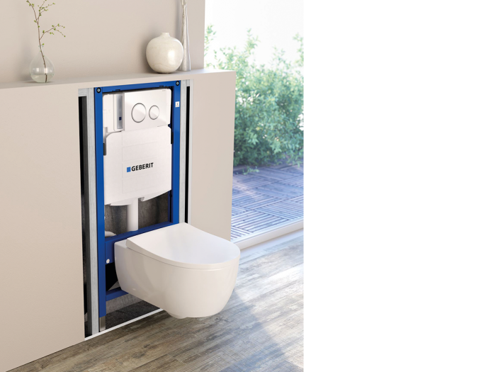 Sigma, Duofix and Sigma21 by Geberit.