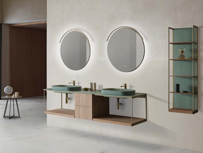Sen Collection designed by Mario Ruiz for Fiora.