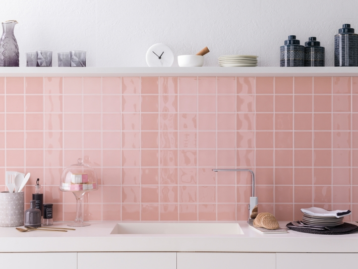 Powdered + Next kitchen tap: sweet temptation