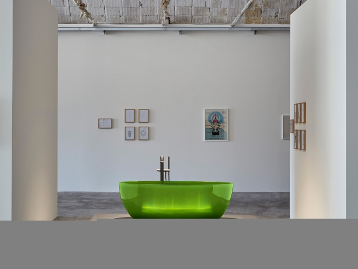 Antonio Lupi: Reflex bathtub.