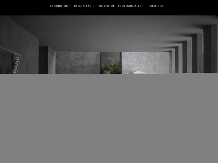 Noken Porcelanosa Bathrooms presents its new website.