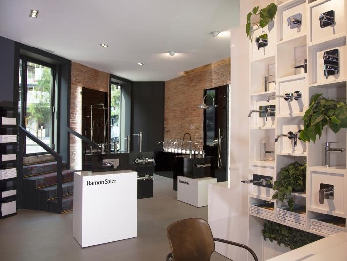 Ramon Soler flagship store, Barcelona.