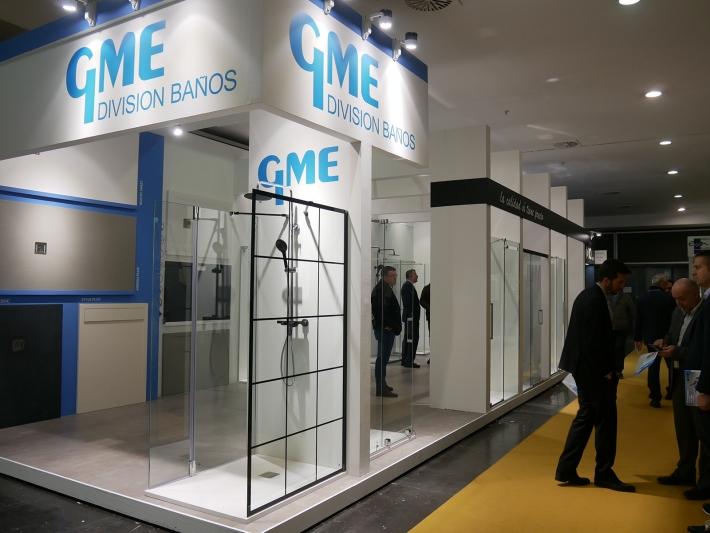 GME Stand, Cevisama 2018.