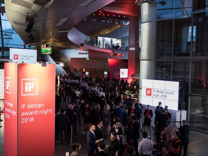 iF Design 2018.