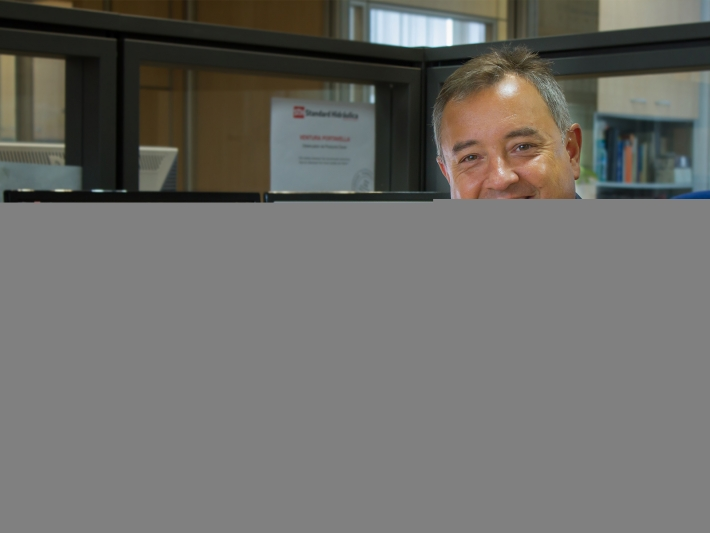 Jaume Llacuna, Standard Hidraulica Managing Director