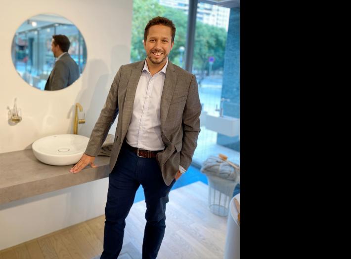 Oscar Sinca, nuevo director de GROHE España.