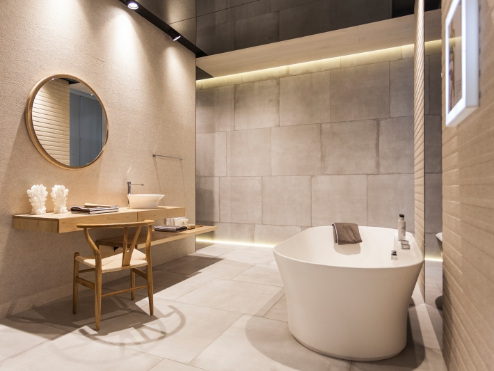 Porcelanosa International Exhibiton.