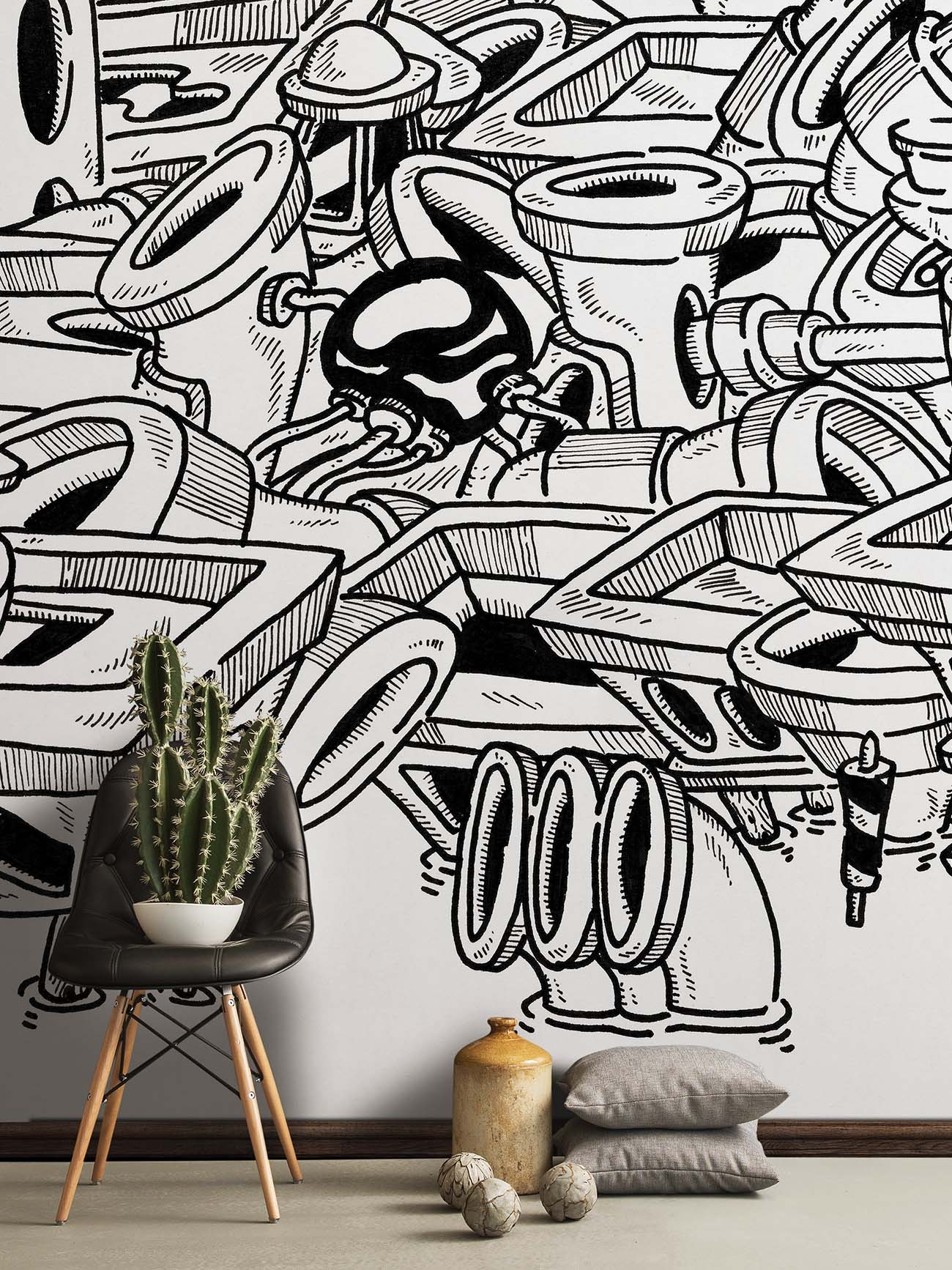 Capsule Collection by Wallpepper®/Group.