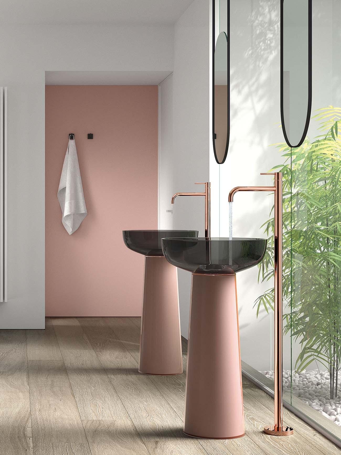 Study Exclusive de Tres en oro rosa.